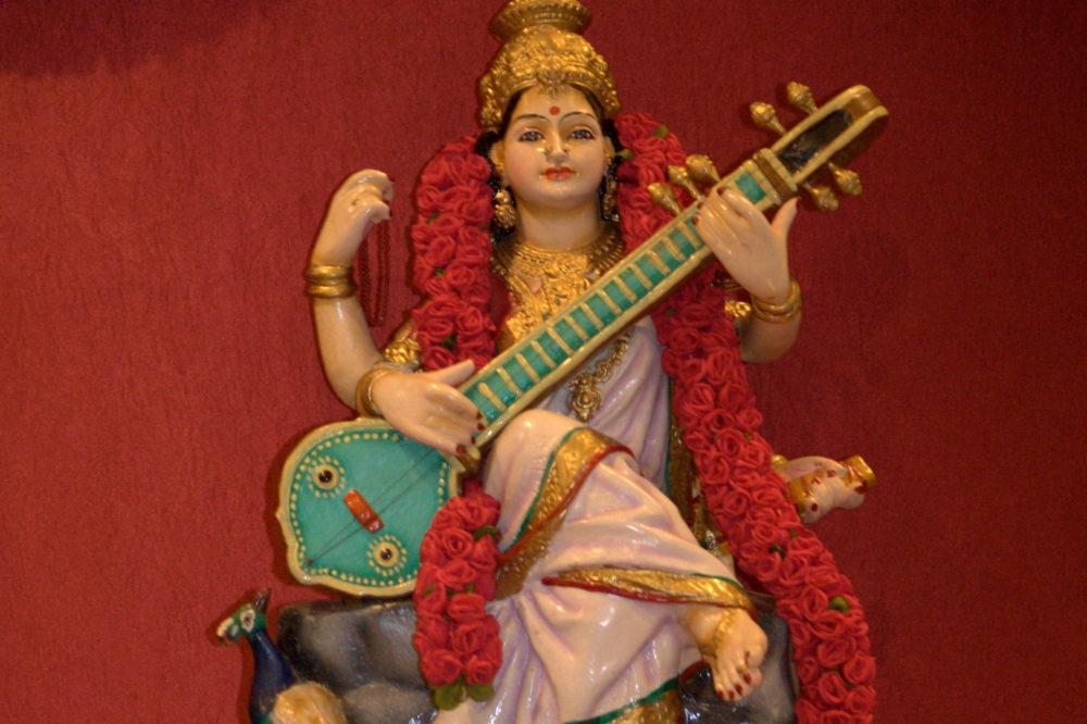 Godess-Saraswati