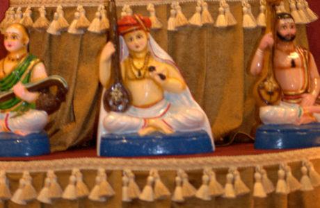 Carnatic Trinity