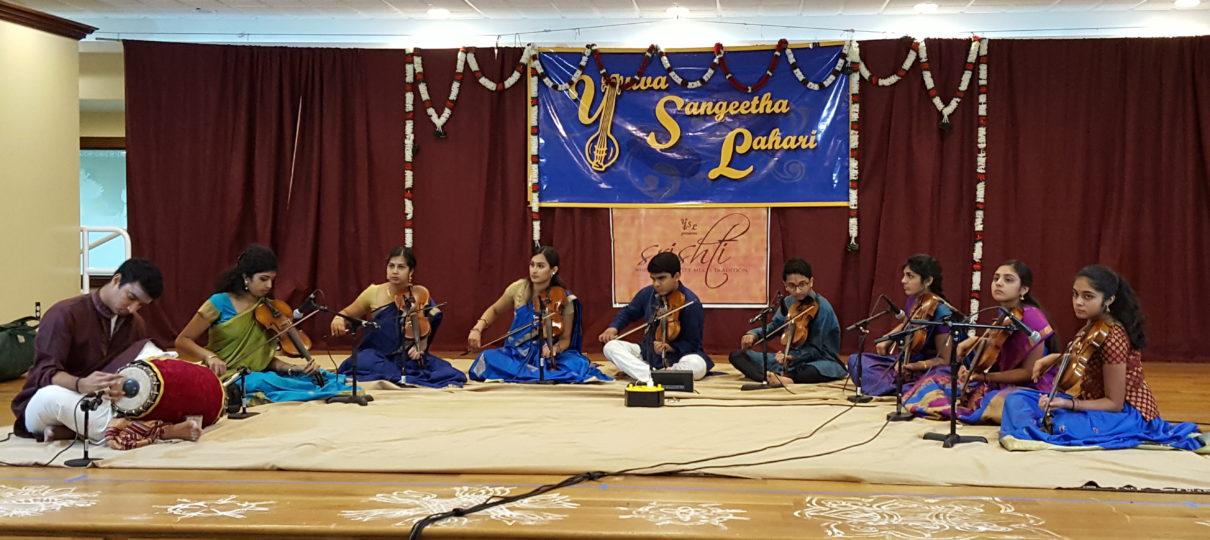Srishti 2016 – YSL's Fall Music Program
