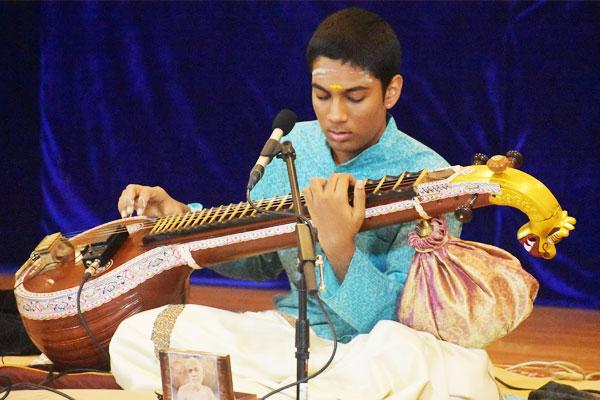 Ramana Concert April 2018